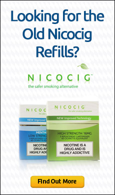 Looking for the Old Nicocig Refills?