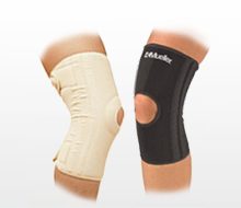Elastic Knee Supports