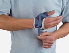 Hand And Wrist Positioning Braces
