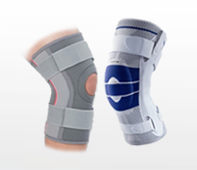 Knee Supports For Knee Instability