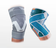 Knee Supports For Knee Ligament Instabilities