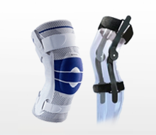 Knee Supports & Knee Braces By Condition