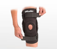 Wraparound Knee Supports