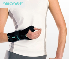 Aircast Thumb Supports