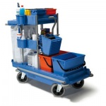 Professional Cleaning & Mopping Trolleys