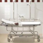 Shower Stretchers and Trolleys