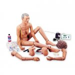 Geriatric Patient Care Manikins