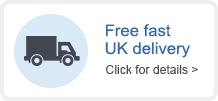 Free Fast UK Delivery