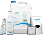 Athenian Hygiene - Alcohol Free Infection Control