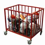School Sports Equipment Trolleys & Cages