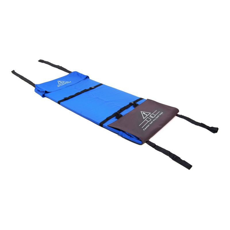 Harvest Evacuation Sledge for Use with Active Mattress