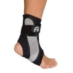 We look at the Aircast A60 Ankle Support for preventing ankle rollover
