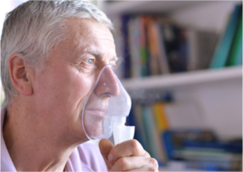 Oxygen therapy is used by a variety of people around the UK