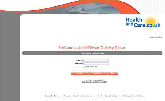 Online Health And Safety Training  First Aid Certificate Template