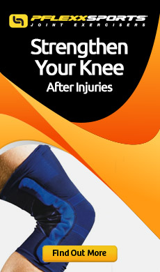 Keep your knee strong with Pflexx