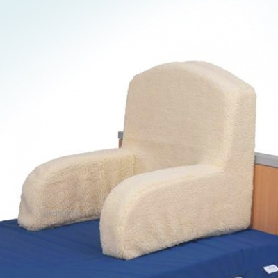 bed back rest with arms sports supports mobility healthcare products. Black Bedroom Furniture Sets. Home Design Ideas