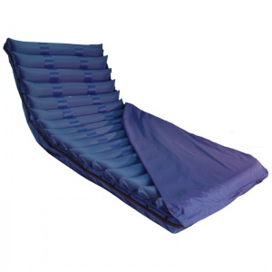 fort Pressure Relief Alternating Air Mattress and Pump