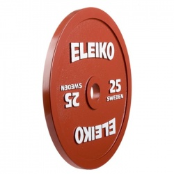 Eleiko 25kg Powerlifting Competition Disc
