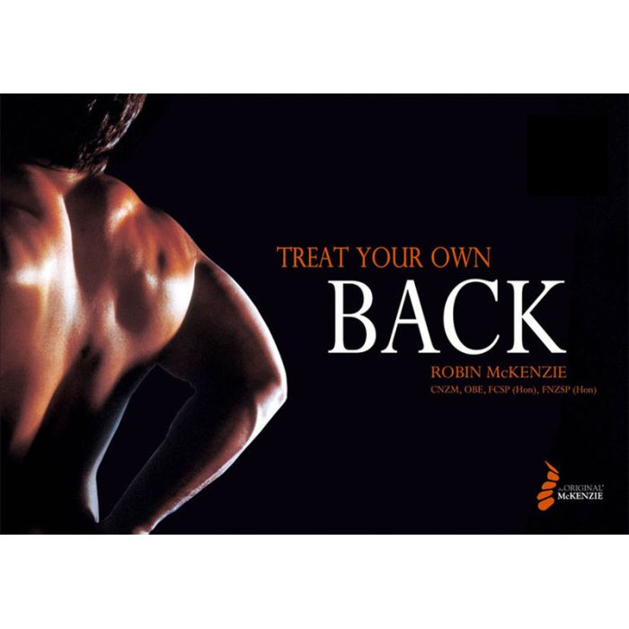 Treat Your Own Back by Robin McKenzie (7th Edition ...
