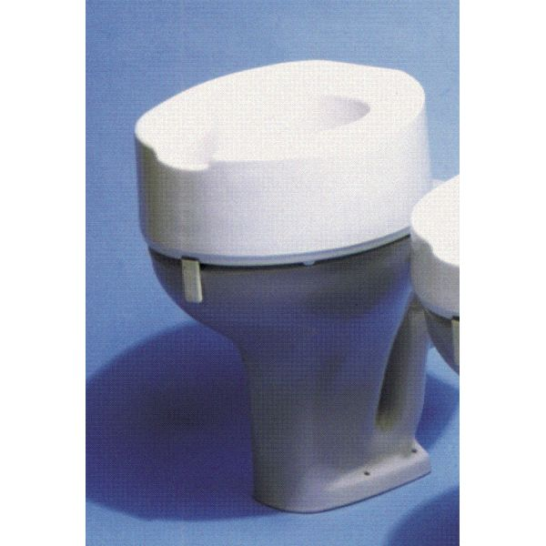 Ashby Raised Toilet Seat 6inch 15cm Standard Sports Supports Mobility