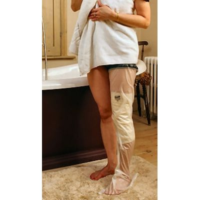 how to keep arm cast dry in shower