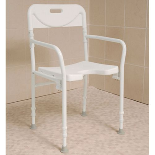 Folding Shower Chair Sports Supports Mobility