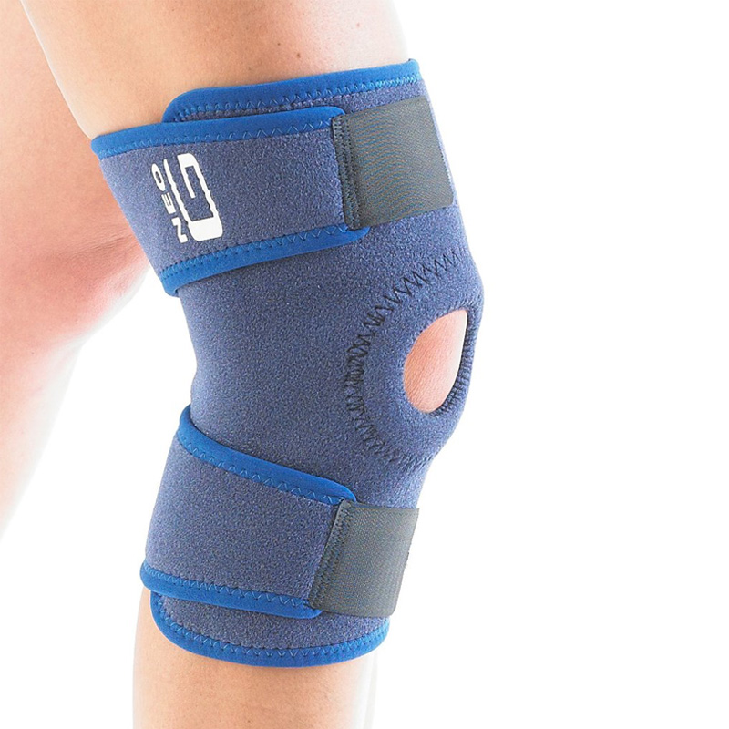 Neo G Knee Support With Open Knee Cap Sports Supports Mobility