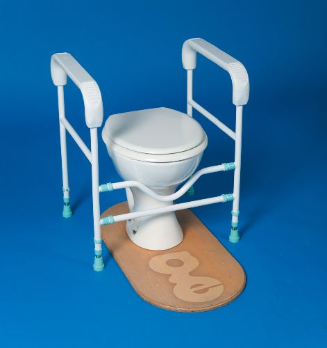 Bathroom aids for seniors