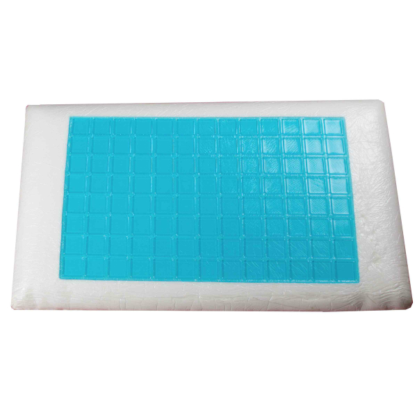 ice daily delivery foam includes memory pillow sales malaysia gel