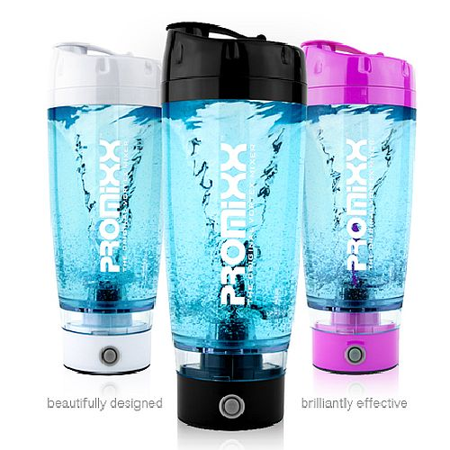 Vortex drink mixer