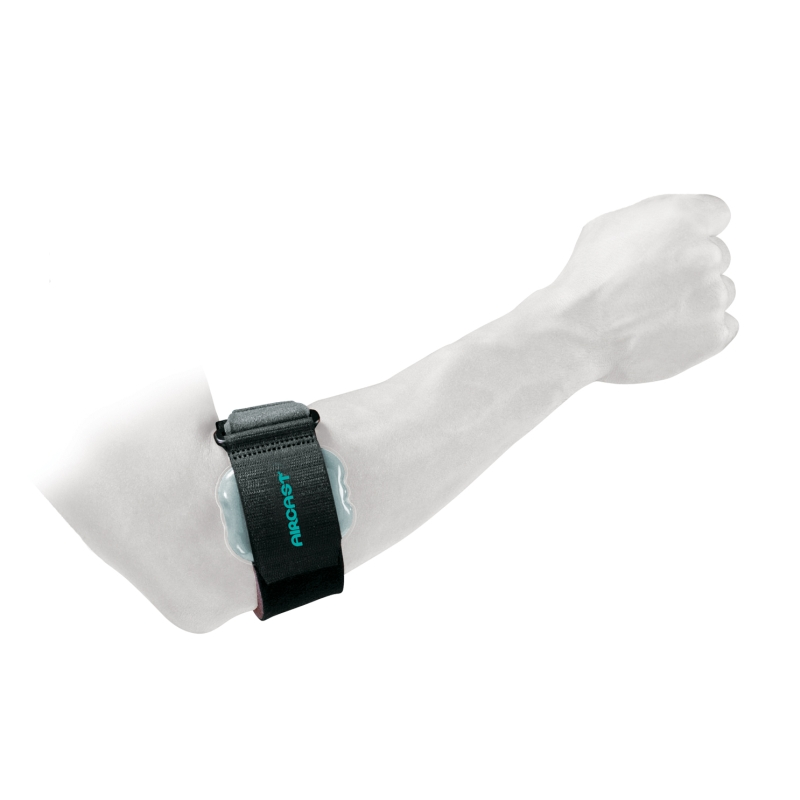 Aircast tennis elbow pneumatic armband sports supports