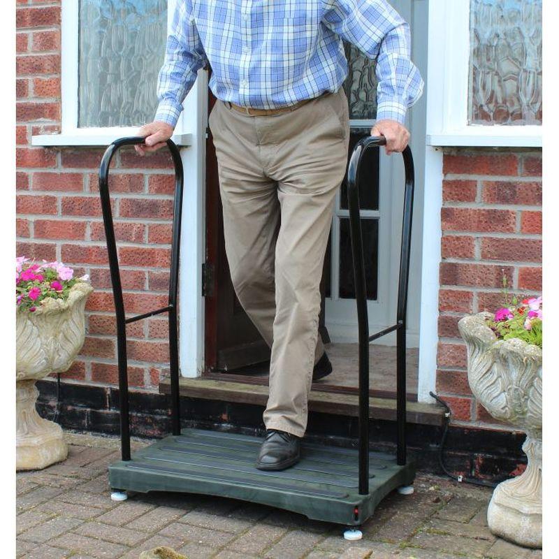 Bigfoot Half Step Handrail Sports Supports Mobility