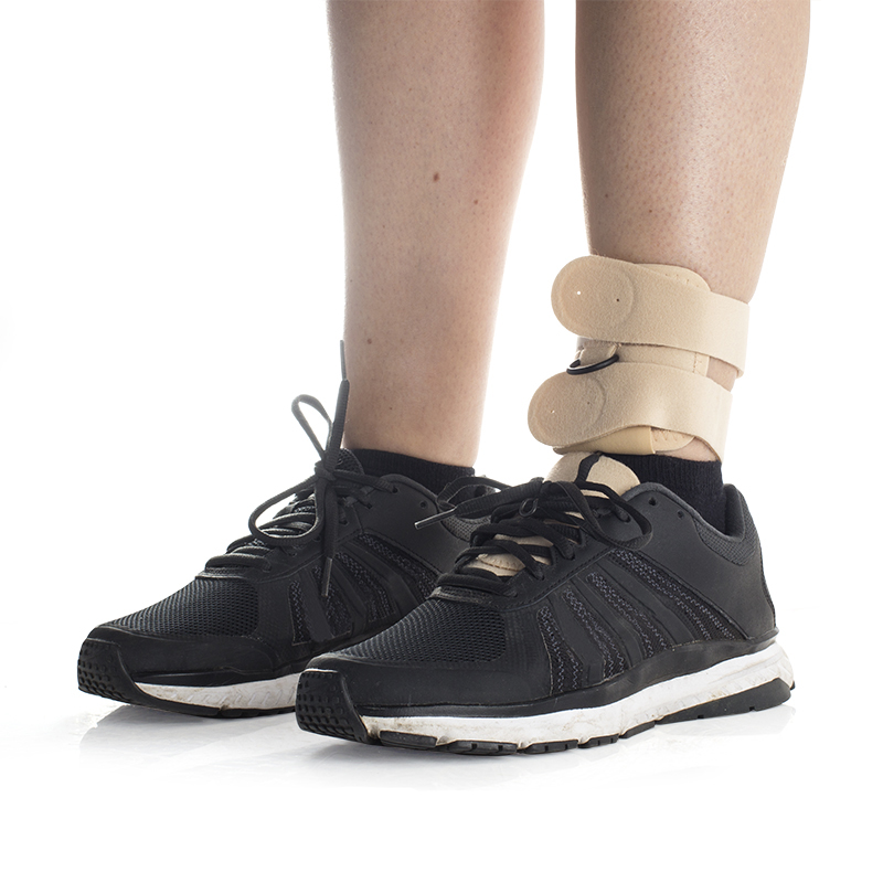 Fitting Boxia Drop Foot Brace