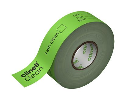 Clinell Clean Tape Sports Supports Mobility