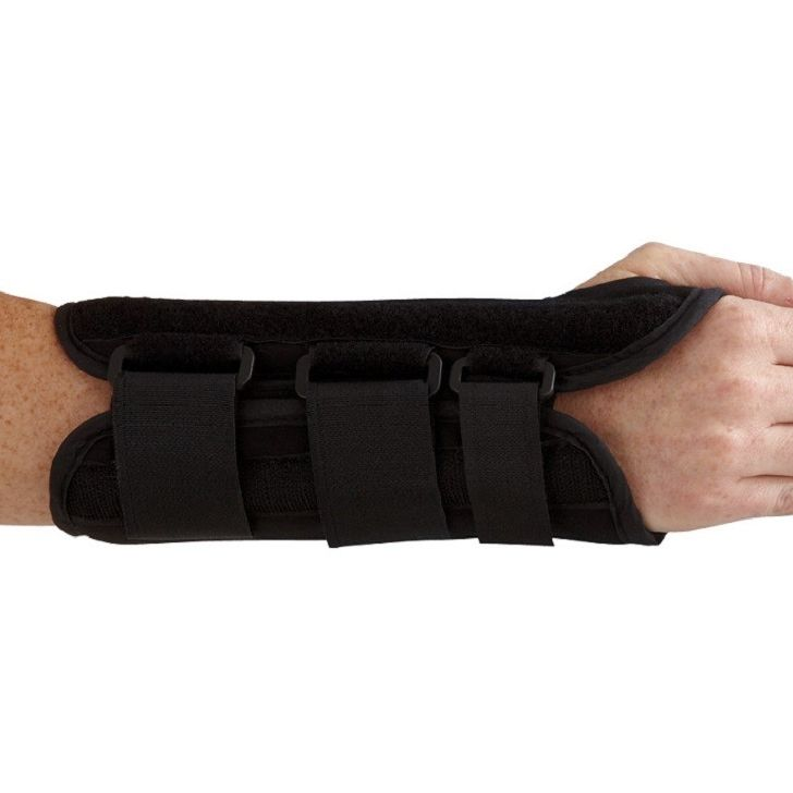 Comfort Wrist Splint Sports Supports Mobility