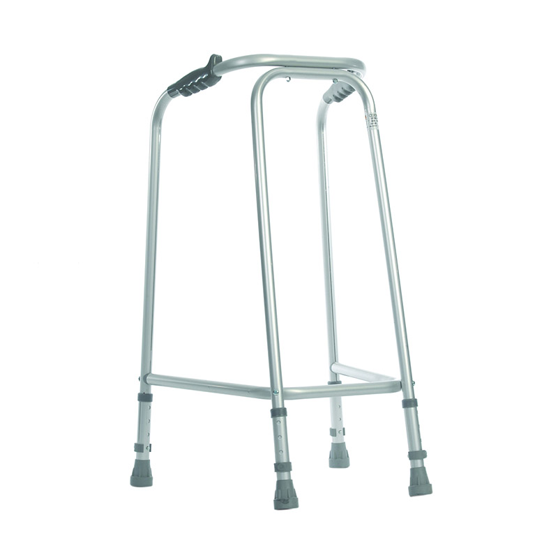 Coopers Ultra Narrow Walking Frame With Wheels Sports