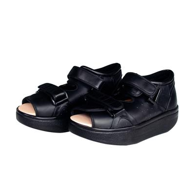 Orthowedge Shoe Black Large