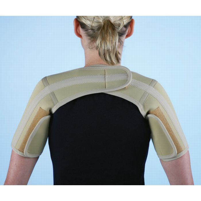 Double Shoulder Brace (Clearance Item) :: Sports Supports ...