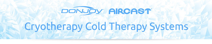 Cryotherapy Products from Donjoy and Aircast
