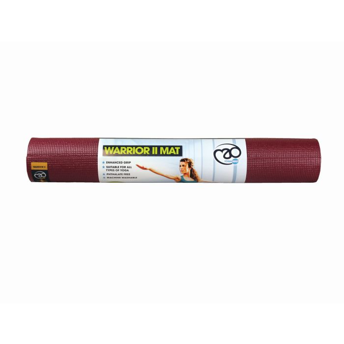 Yoga Mad Warrior Ii Yoga Mat Sports Supports Mobility Healthcare