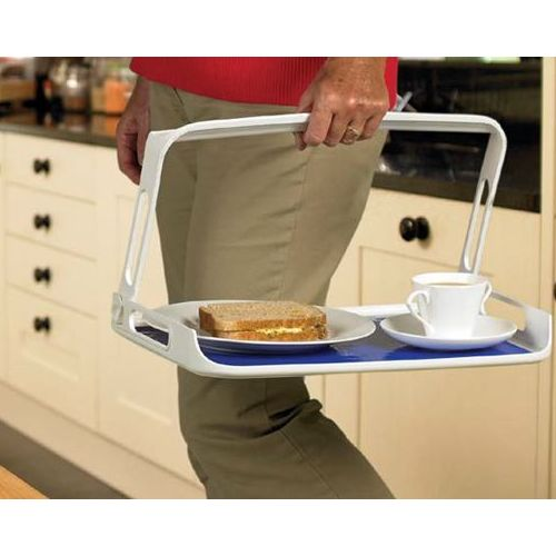 Freehand Tray With Non Slip Mat Sports Supports
