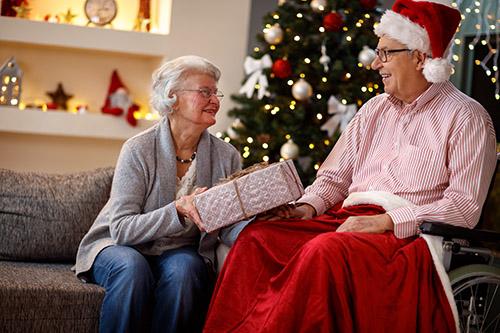Meilleurs cadeaux pour les patients atteints de démence ce Noël