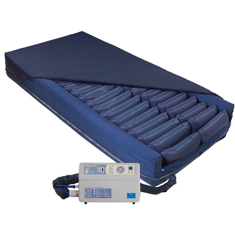 Hospital Bed Air Mattress With Pump Comfort Air Mattress