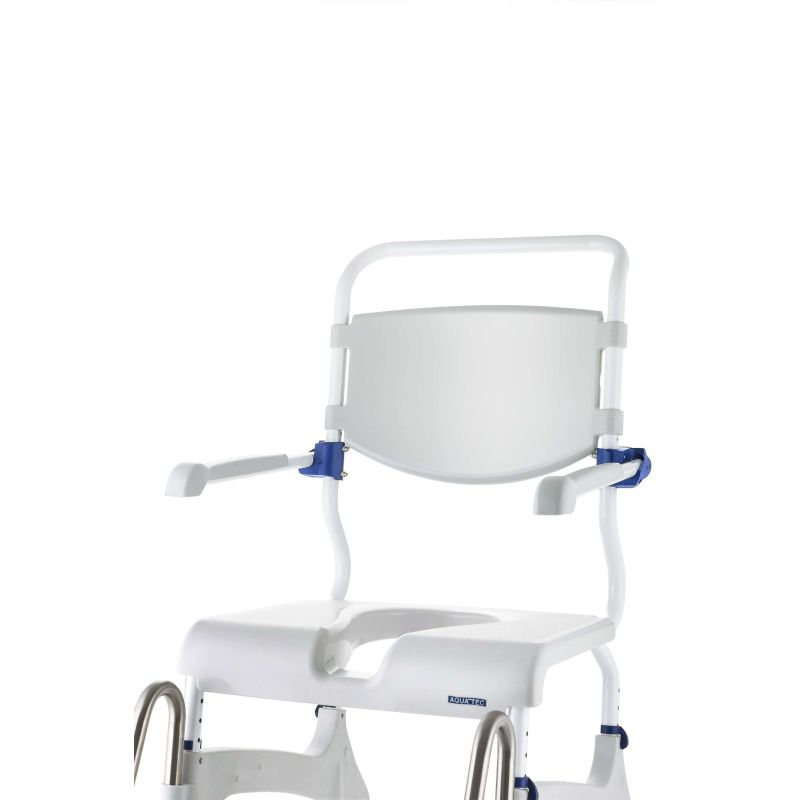 Invacare Shower mode Chairs Plastic Backrest Sports