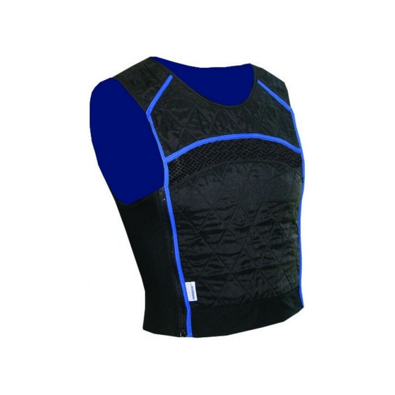 Evaporative Cooling Clothing : Techniche kewlshirt evaporative cooling tank top sports