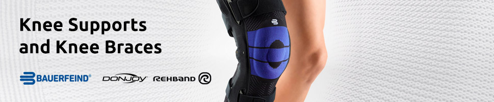 Knee Supports and Knee Braces