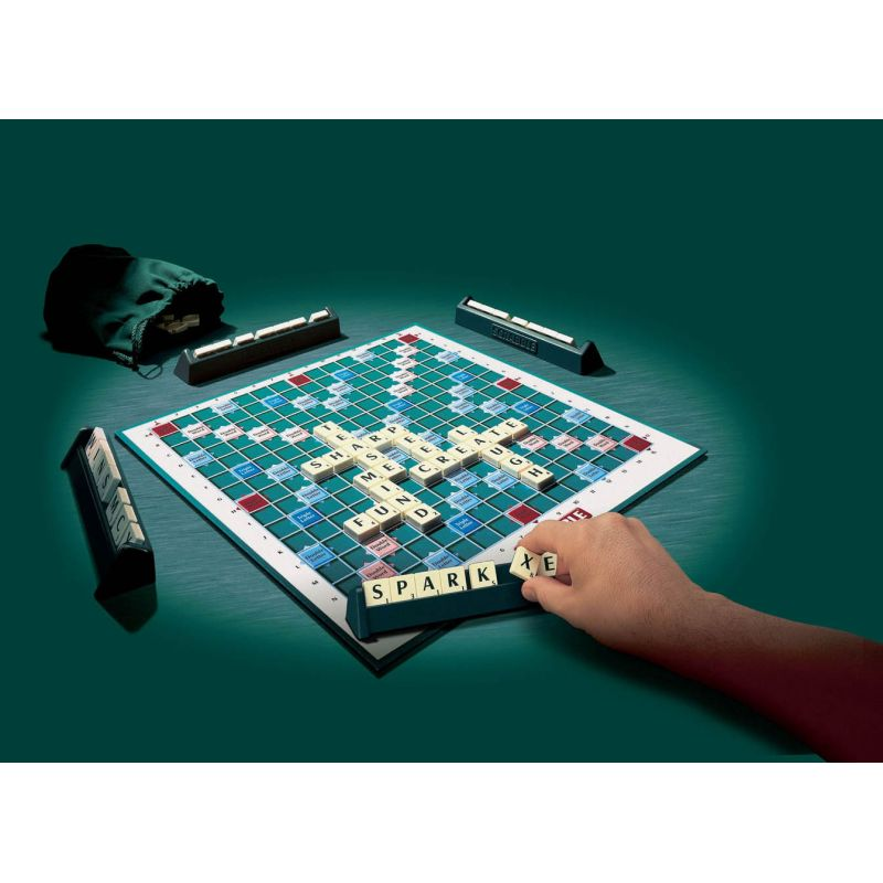 Large print scrabble sports supports mobility for Large letter scrabble game