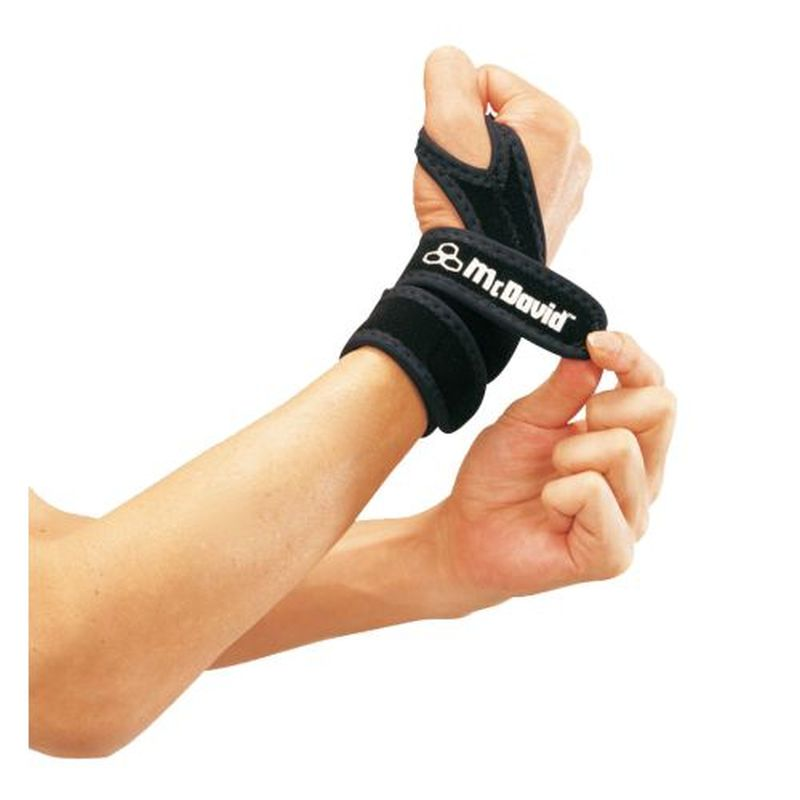 McDavid Wrist Support with Extra Strap :: Sports Supports ...