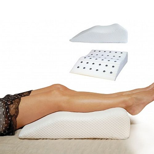 Leg Raiser Pillow Foam Leg Raiser Cushion