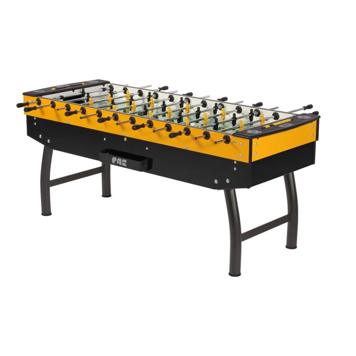 Party Table Football Foosball Table With Coin Operation